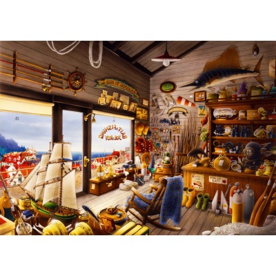 Puzzle Bluebird-Puzzle-70321-P Joe & Roy Bait & Fishing Shop