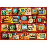 Puzzle  Bluebird-Puzzle-70330-P Golden Age of Television-Shelf
