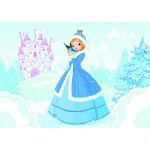 Puzzle  Bluebird-Puzzle-70358 Princess in the Snow