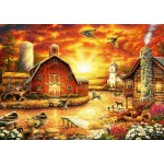Puzzle  Bluebird-Puzzle-70416 Honey Drip Farm