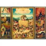Puzzle   Bosch - The Haywain Triptych