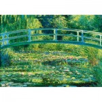 Puzzle   Claude Monet - The Water-Lily Pond, 1899