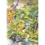 Puzzle   Forest Animals
