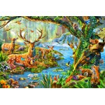 Puzzle   Forest Life