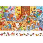Puzzle   Search and Find - The Toy Factory