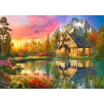 Puzzle   The Mountain Cabin