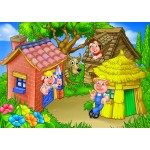 Puzzle   The Three Little Pigs