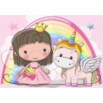 Puzzle   The Unicorn and The Princess