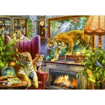 Puzzle   Tigers Coming to Life