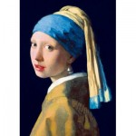 Puzzle   Vermeer- Girl with a Pearl Earring, 1665