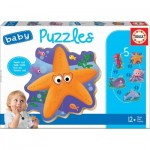 5 Baby Puzzles