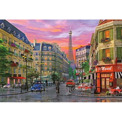 Puzzle Educa-16022 Rue Paris