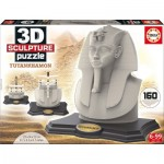 Educa-16503 3D Sculpture Puzzle - Tutankhamon