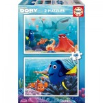 Educa-16879 2 Puzzles - Finding Dory