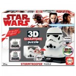 Educa-17803 3D Puzzle Sculpture - Star Wars Storm Trooper