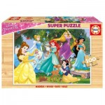 Holzpuzzle - Disney Princess