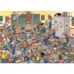 Puzzle  Jumbo-17280 Fang die Maus