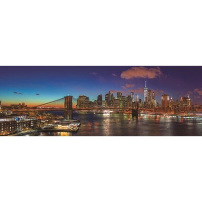 Puzzle Jumbo-18569 Hudson Bridge New York