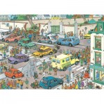 Puzzle  Jumbo-20028 Jumbo Goes Shopping