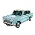 3D Puzzle - Harry Potter - Flying Ford Anglia