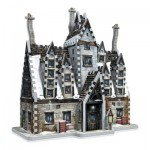 3D Puzzle - Harry Potter (TM): Hogsmeade - The Three Broomsticks