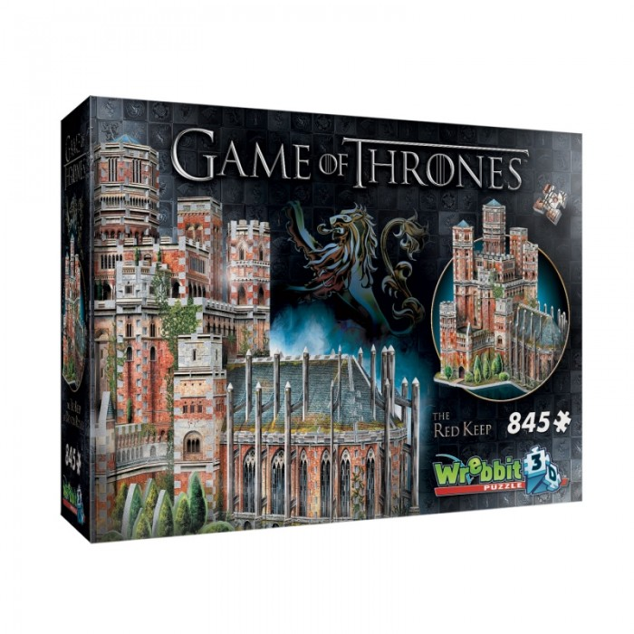 3D Puzzle - Game of Thrones - The Red Keep