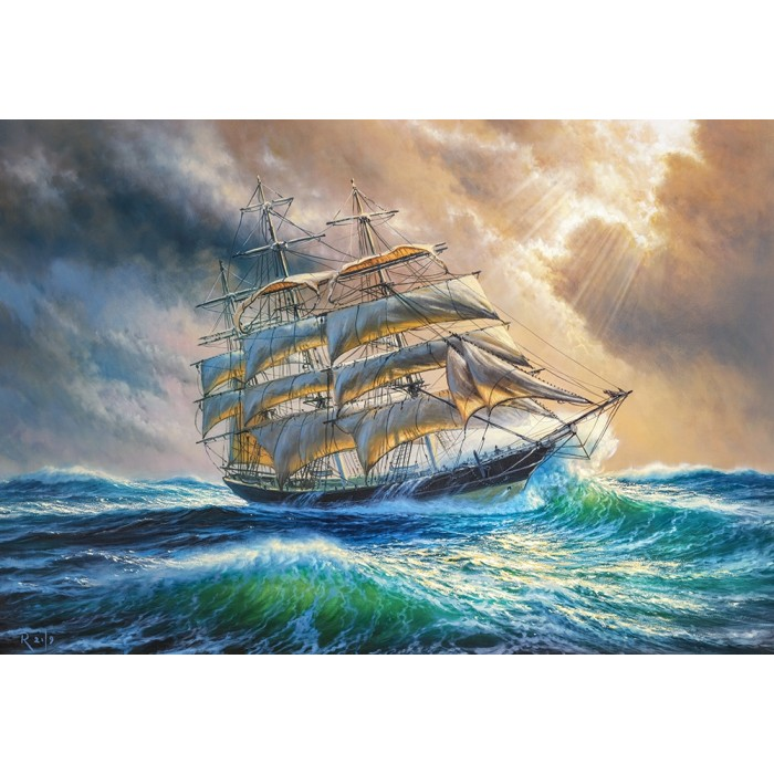 Sailing against all Odds