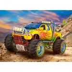 Puzzle  Castorland-27330 Monster Truck