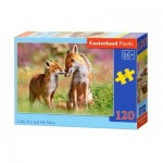 Puzzle   Little Fox and His Mum