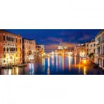 Puzzle   The Grand Canal by Night, Venedig