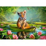 Puzzle   Tiger Lily