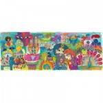 Puzzle  Djeco-07649 Magic India