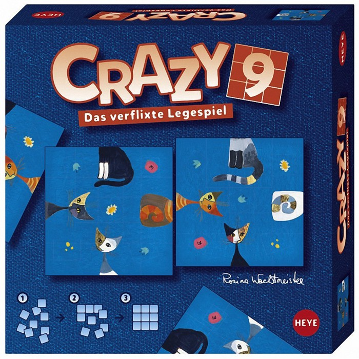 Crazy 9 - Wachtmeister
