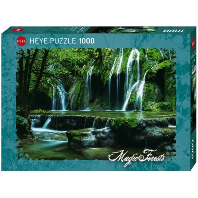 Puzzle Heye-29602 Magic Forests