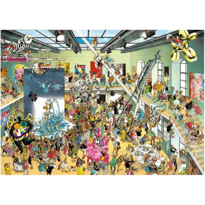 Puzzle Heye-29635 Performance