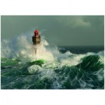 Puzzle  Heye-29670 Jean Guichard: Lighthouse La Jument