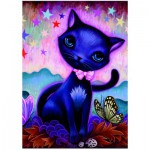 Puzzle  Heye-29687 Jeremiah Ketner: Black Kitty