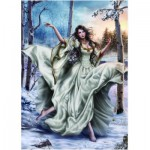 Puzzle  Heye-29725 Cris Ortega: White Dream
