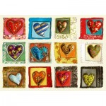 Puzzle  Heye-29807 Stefanie Steinmayer - Hearts You & Me