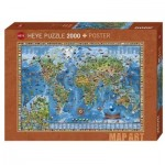 Puzzle  Heye-29846 Rajko Zigic - Amazing World