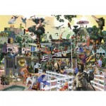 Puzzle  Heye-29863 Sanda Anderlon - In The Hills