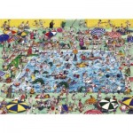 Puzzle  Heye-29904 Blachon Roger - Cool Down!