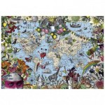 Puzzle  Heye-29913 Quirky World