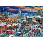 Puzzle   Driving Home for Christmas - Limited Edition
