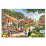 Puzzle  Gibsons-G2208 XXL Teile - Rural Life
