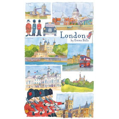 Puzzle Gibsons-G2516 Emma Ball: London