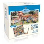 Gibsons-G2602 Puzzle and Notecards By Trevor Mitchell