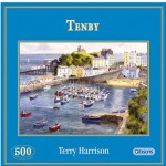 Puzzle  Gibsons-G3038 Tenby Jigsaw