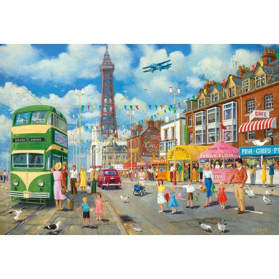 Puzzle Gibsons-G3075 Blackpool Promenade