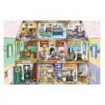 Puzzle  Gibsons-G3078 Upstairs and Downstairs